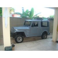 vendo Jeep Willy 1950 Motor y caja Nissan LD20