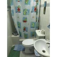 Baño del primer apartamento