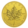 Gold 2012 Maple Leaf 1 oz. bullion coin