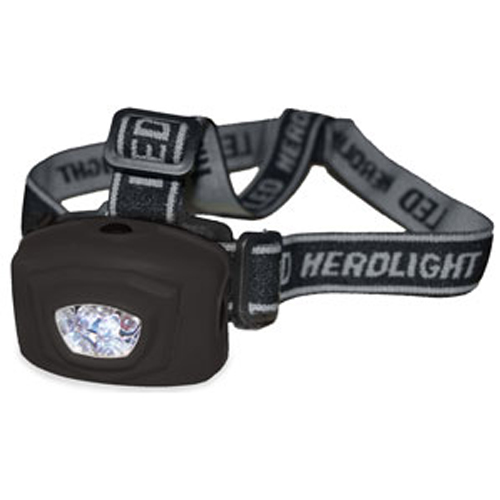 4 LED Head Lamp