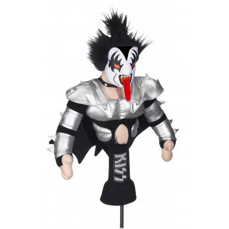 "Kiss ""The Demon"" 460cc Driver Golf Head Cover"