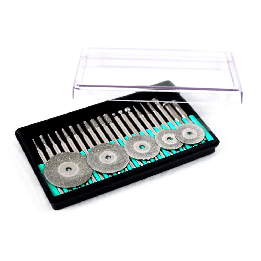 25pc Diamond Coated Polishing Set