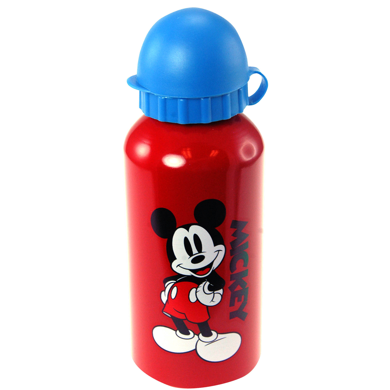 Disney Mickey Mouse Classic 14oz Aluminum Pull Top Water Bottle