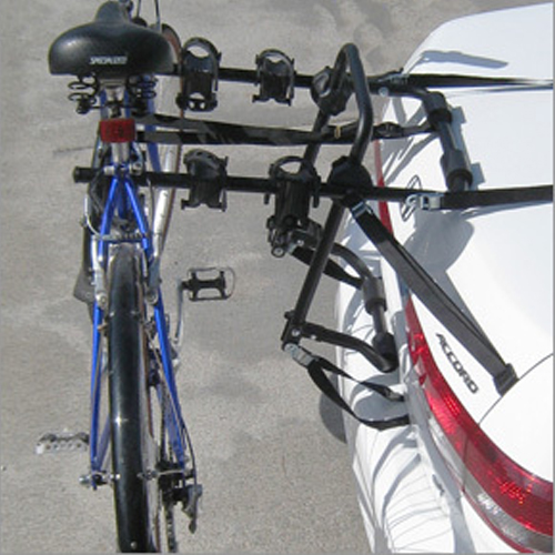 SportsRack Trunk Rack 3 Bike Carrier