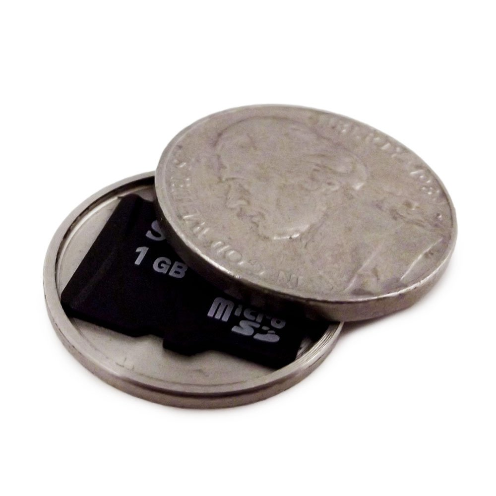 Covert Compartment U.S. Nickel