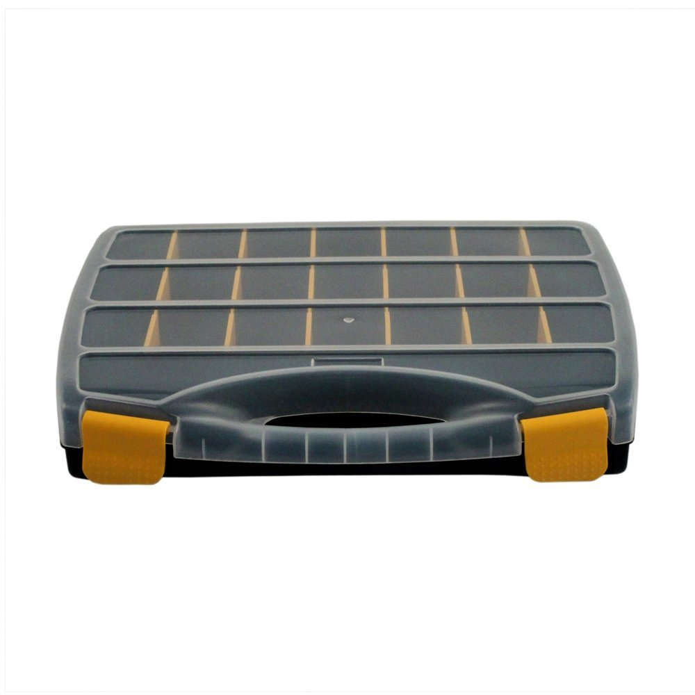 21 Compartment Heavy Duty Storage Case