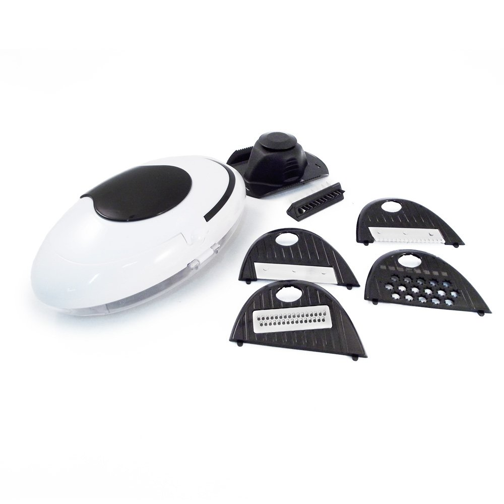 5pc Kitchen Electric Slicer/Grater