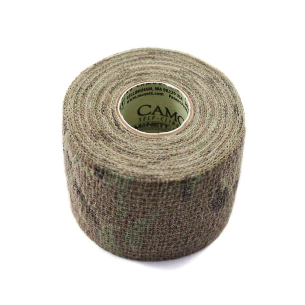 Mcnett Camo Form Protective Camouflage Wrap, Multicam 4""