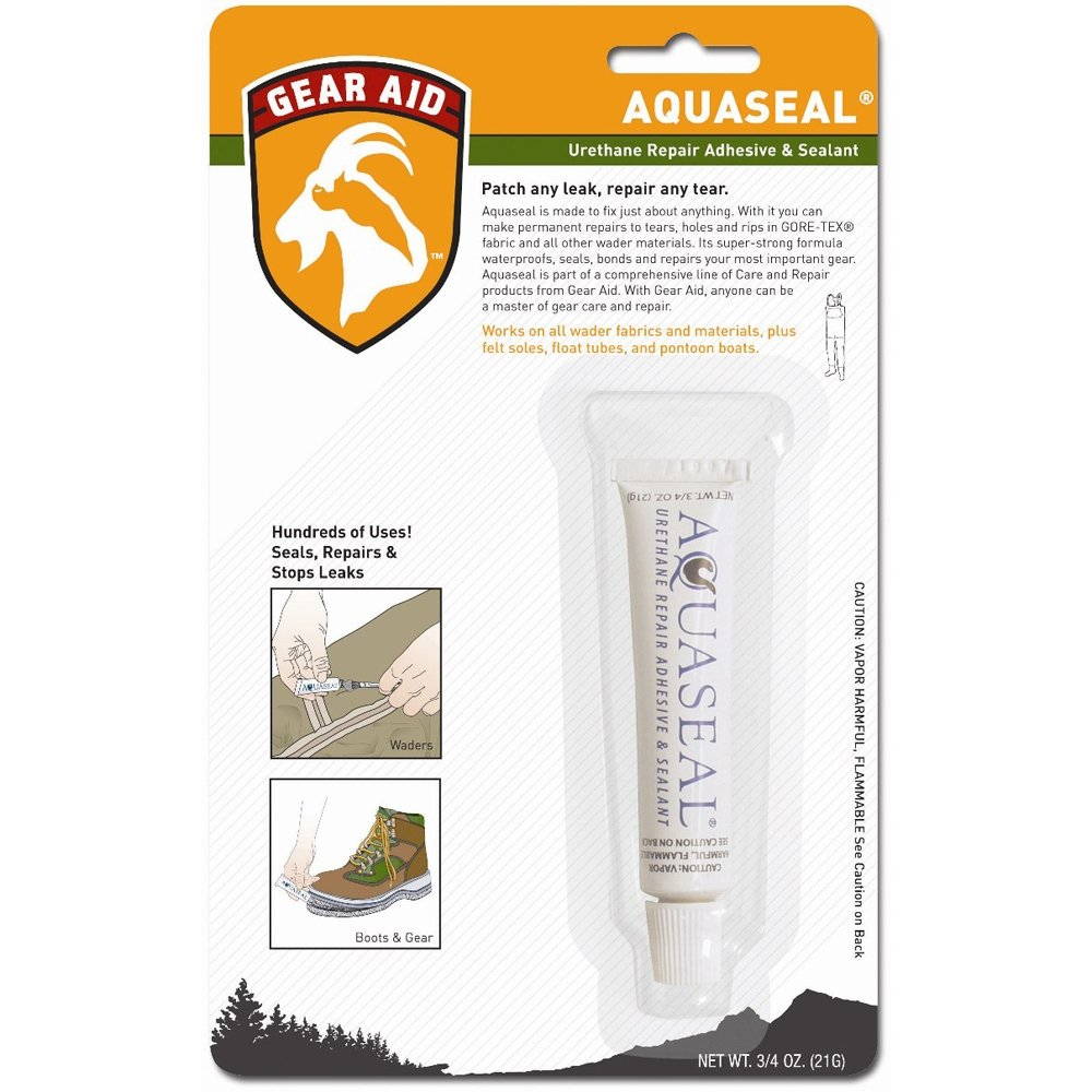 Aquaseal Wader and Boot Repair 3/4oz Tube