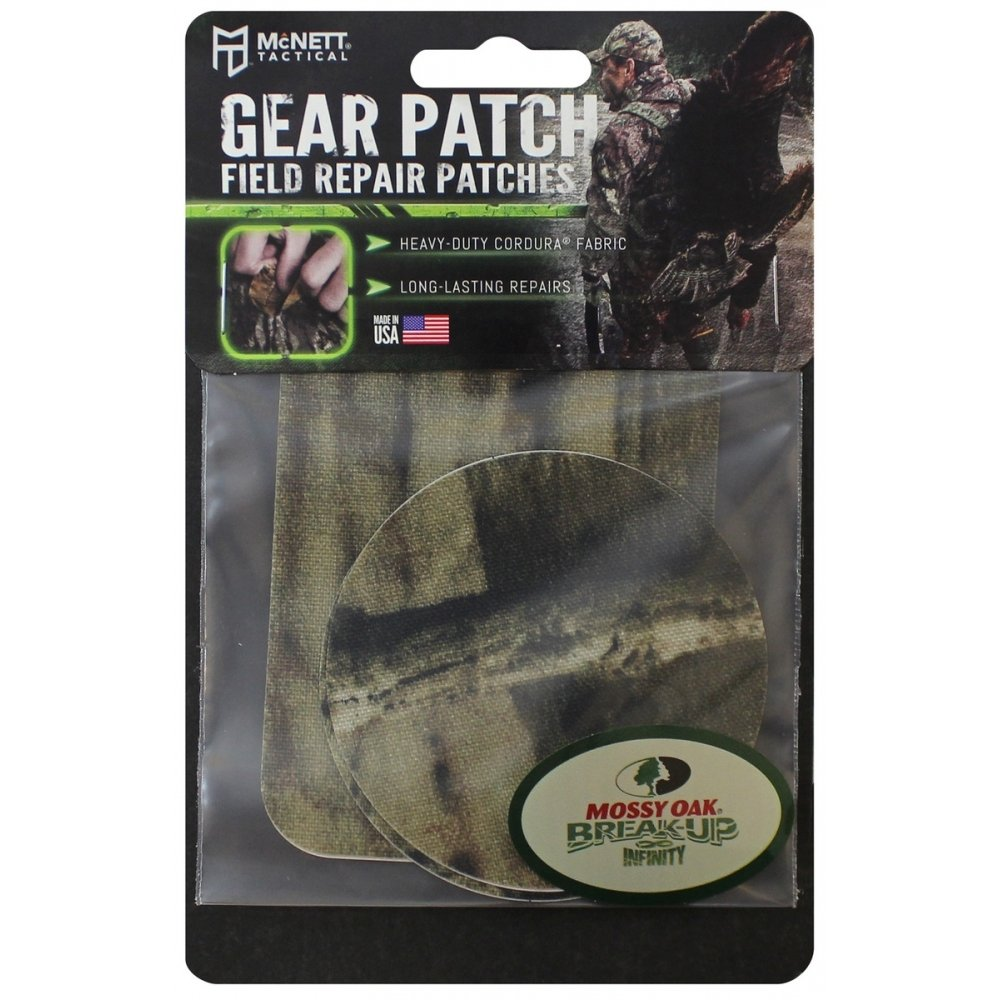 Mossy Oak Break Up Infinity Flexible Camouflage Gear Repair Patch
