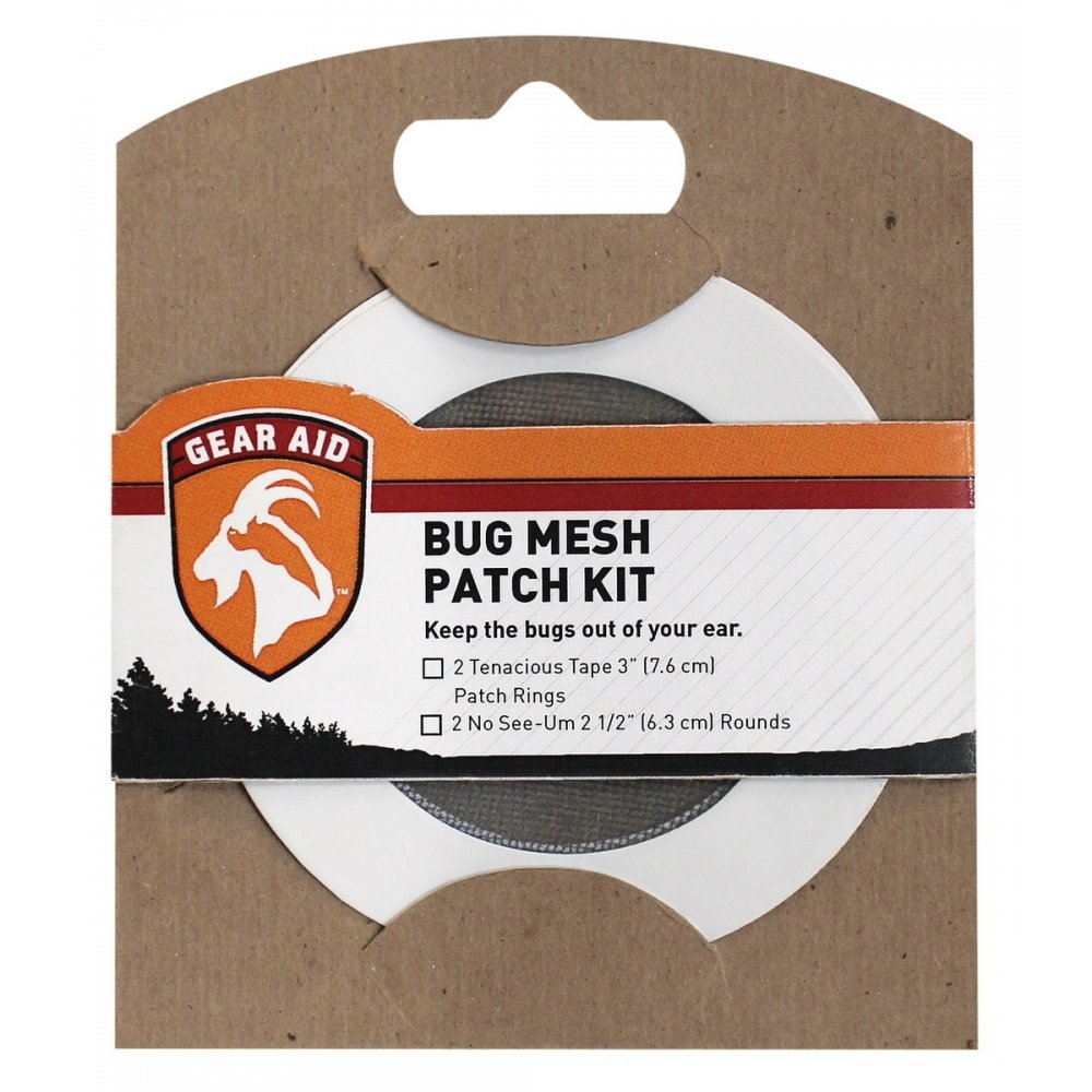 McNett Bug Mesh Patch Repair Kit