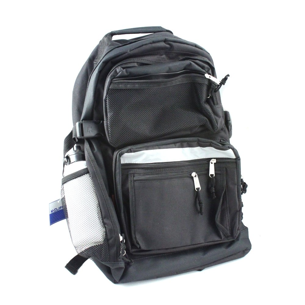 Universal Backpack with Water Bottle