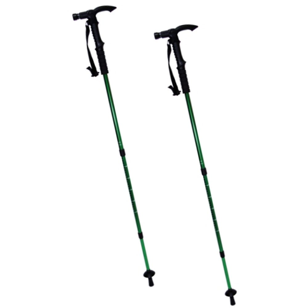 LED Expandable Trekking Walking Poles