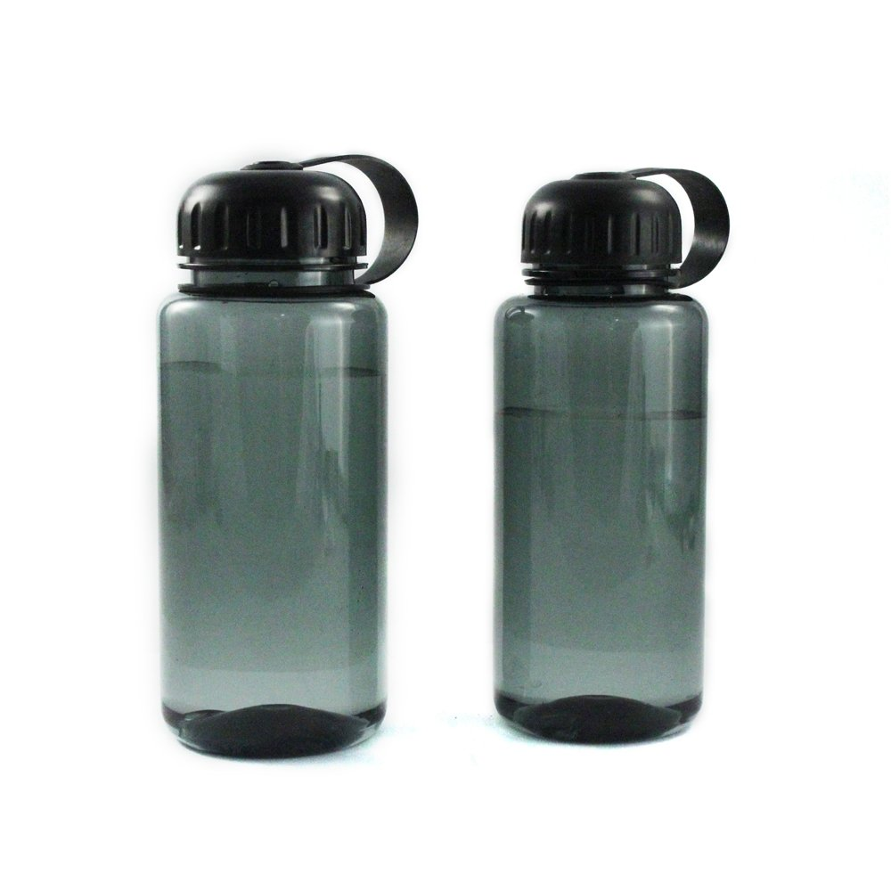 34oz BPA Free Plastic Bottle 2 Pack