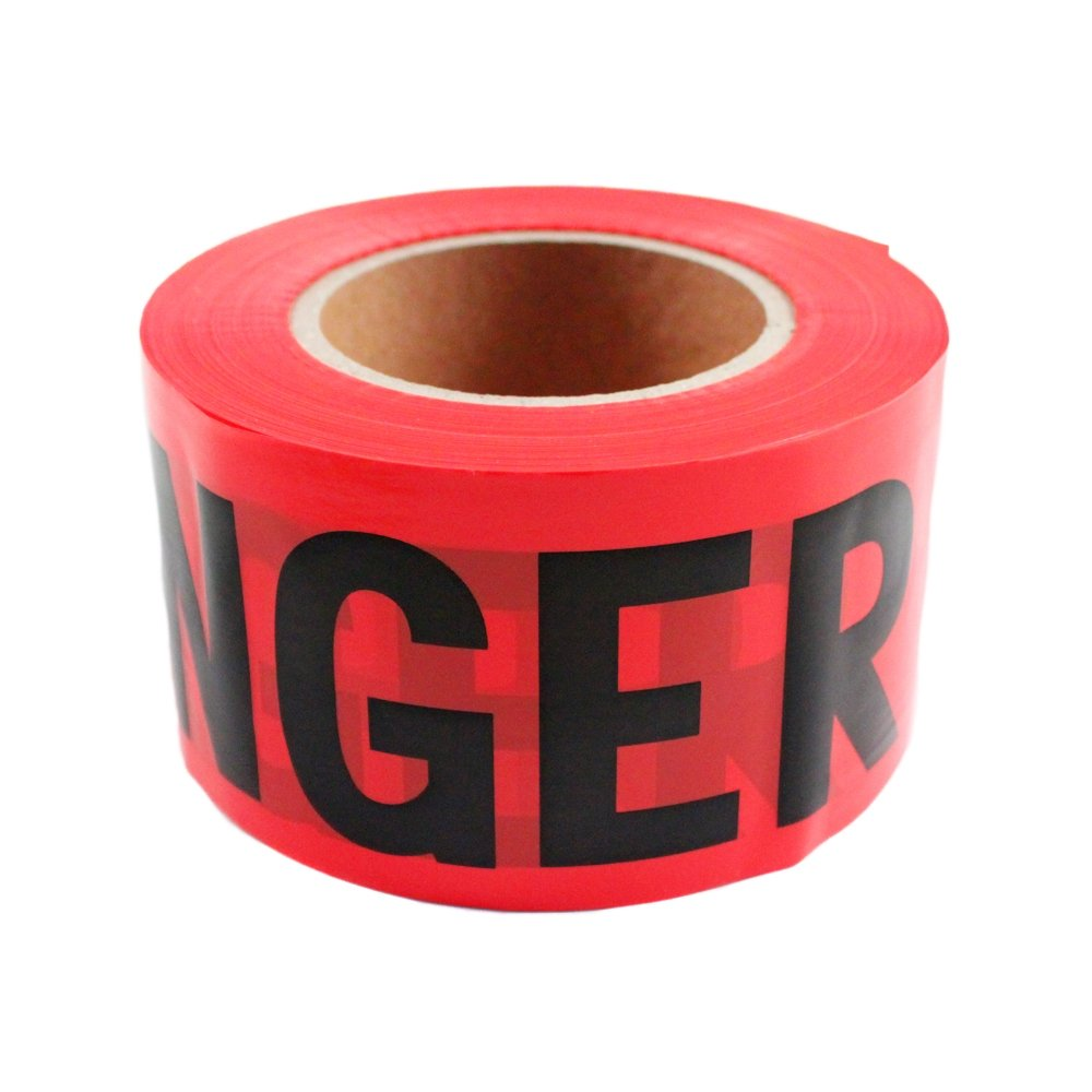 1000ft Danger Tape Roll