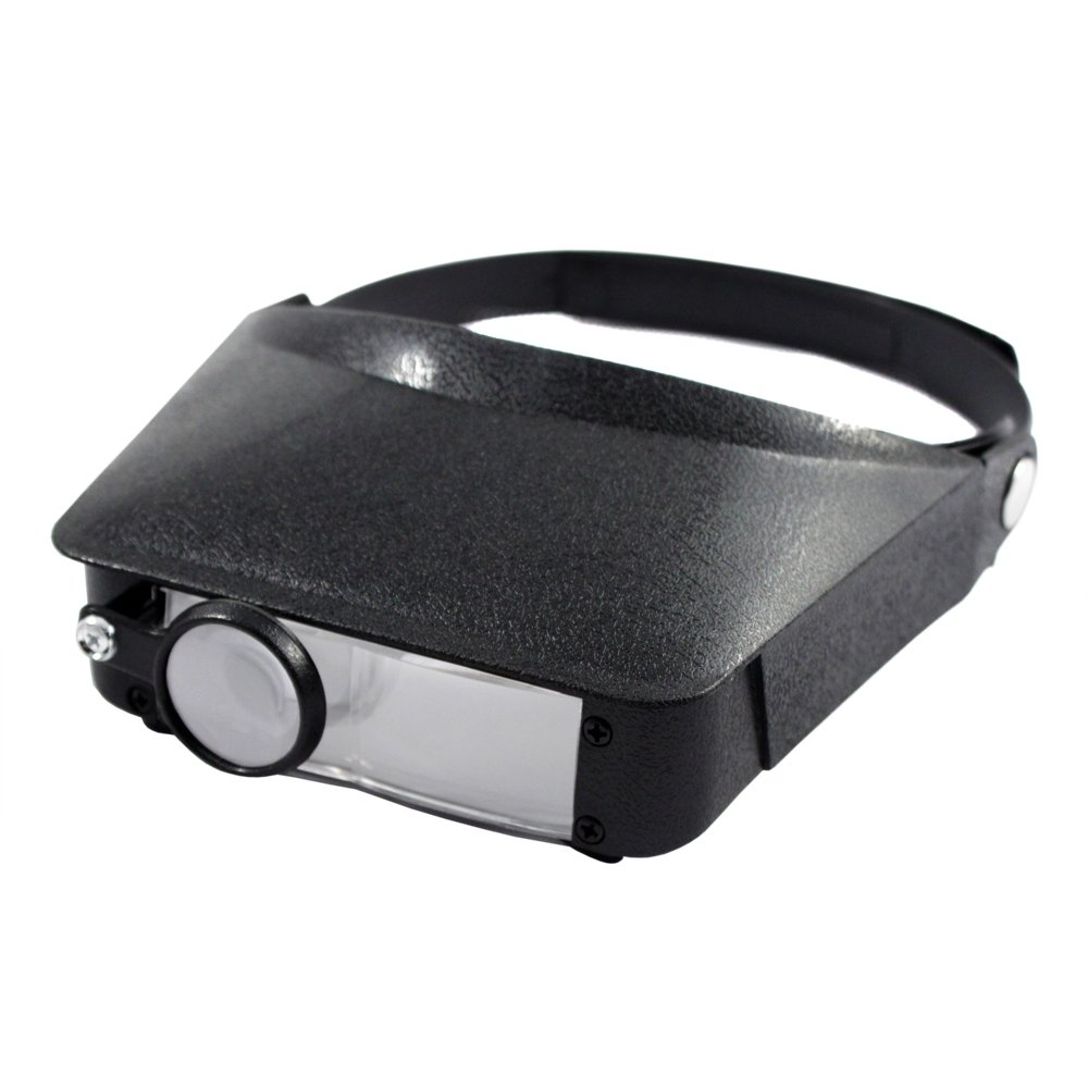 Multi Power Hands Free Head Magnifier