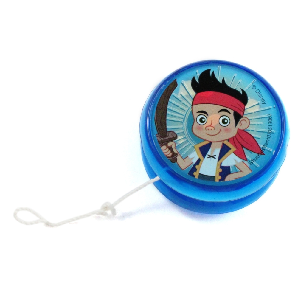 Disney Jake the Pirate LED Light-Up Yo Yo