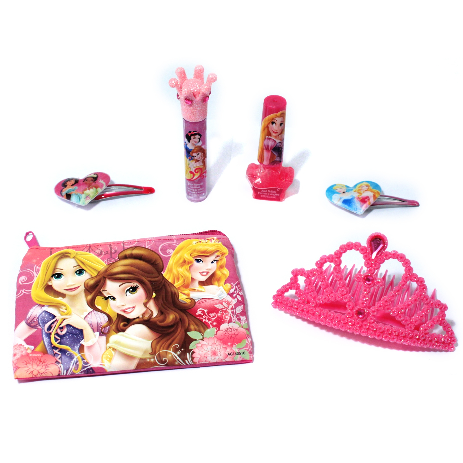 Disney Princess Girls Cosmetics Dress-up Accessories Set (6 Piece) at Sears.com