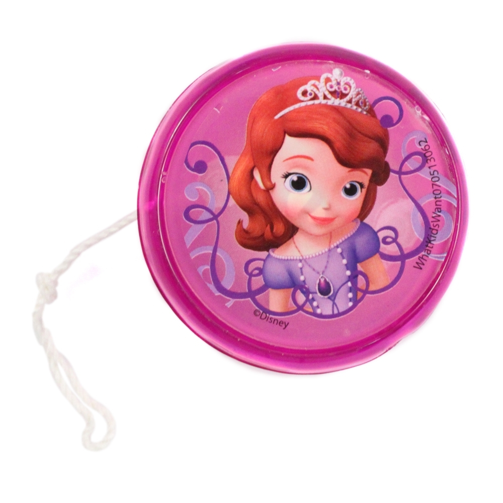 Disney Sofia the First LED Light-Up Yo Yo