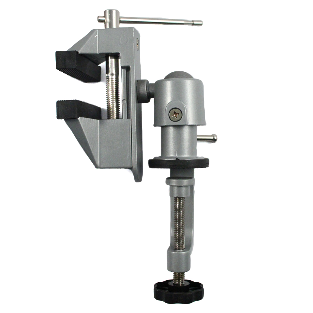 "360 Degree Swivel Table Vise Tool 2"" Jaw"