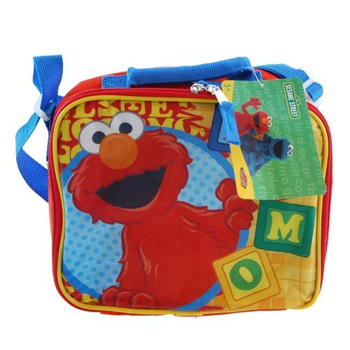 Sesame Street Elmo Insulated Lunch Bag Tote at Sears.com