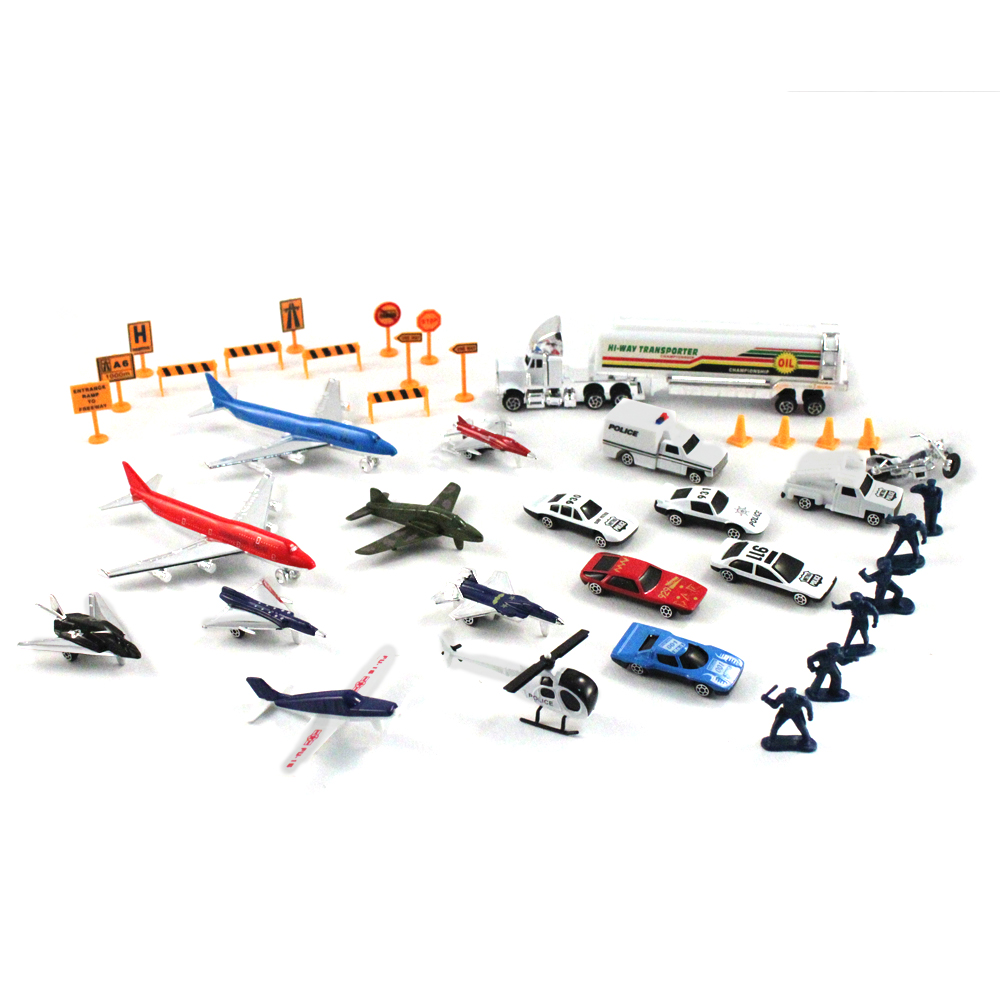 fast lane airport playset instructions