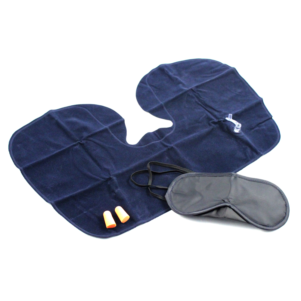 3pc Comfort Travel Sleep Set