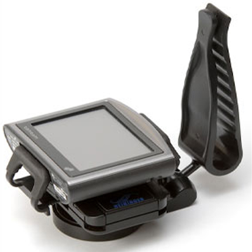 Heininger CommuteMate Visor Device Mount