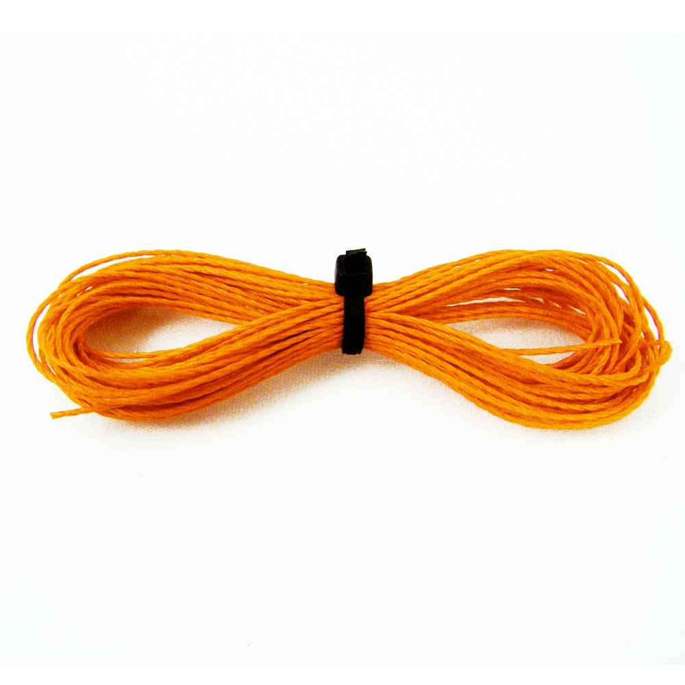 Kevlar 200lb Strength Hobby Sport Survival Para Cord - 25ft Orange