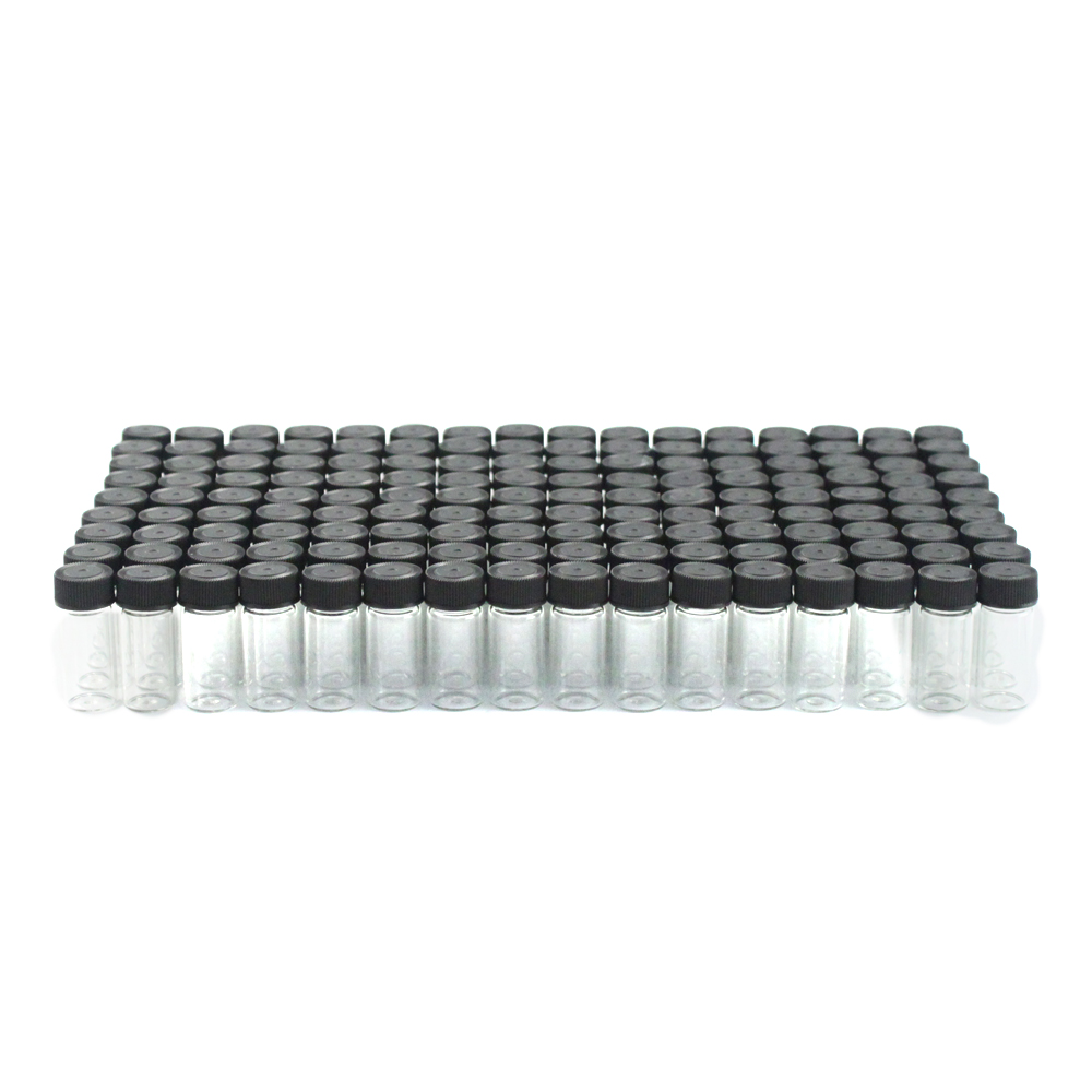 144pk ASR 1 Dram Glass Collection Vials