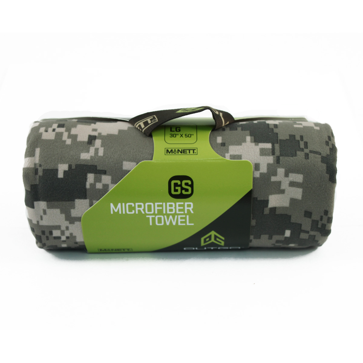 G.S. UltraCompact Microfiber Towel ACU