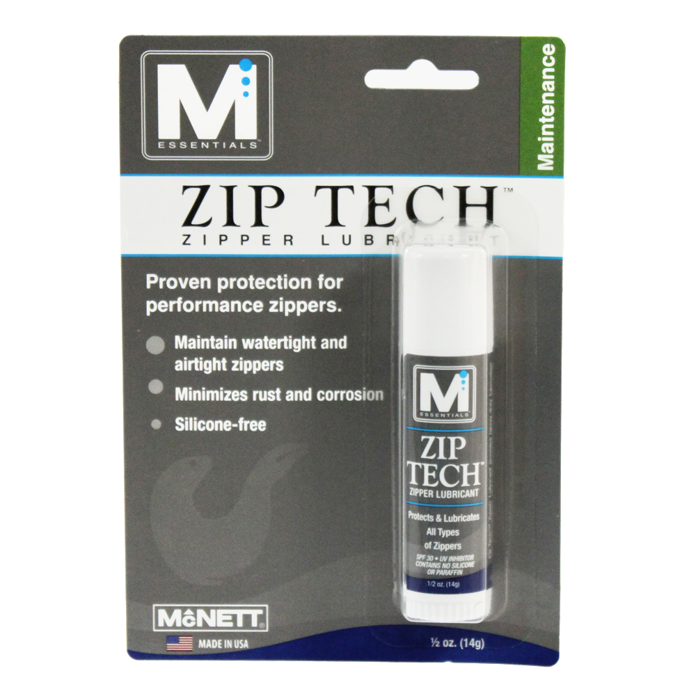 M Essentials Zip Tech