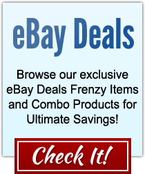view our eBay Deal Frenzy Items