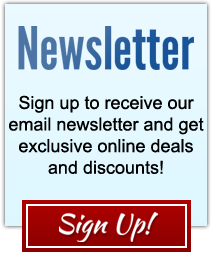 Sign Up for our Product Newsletters