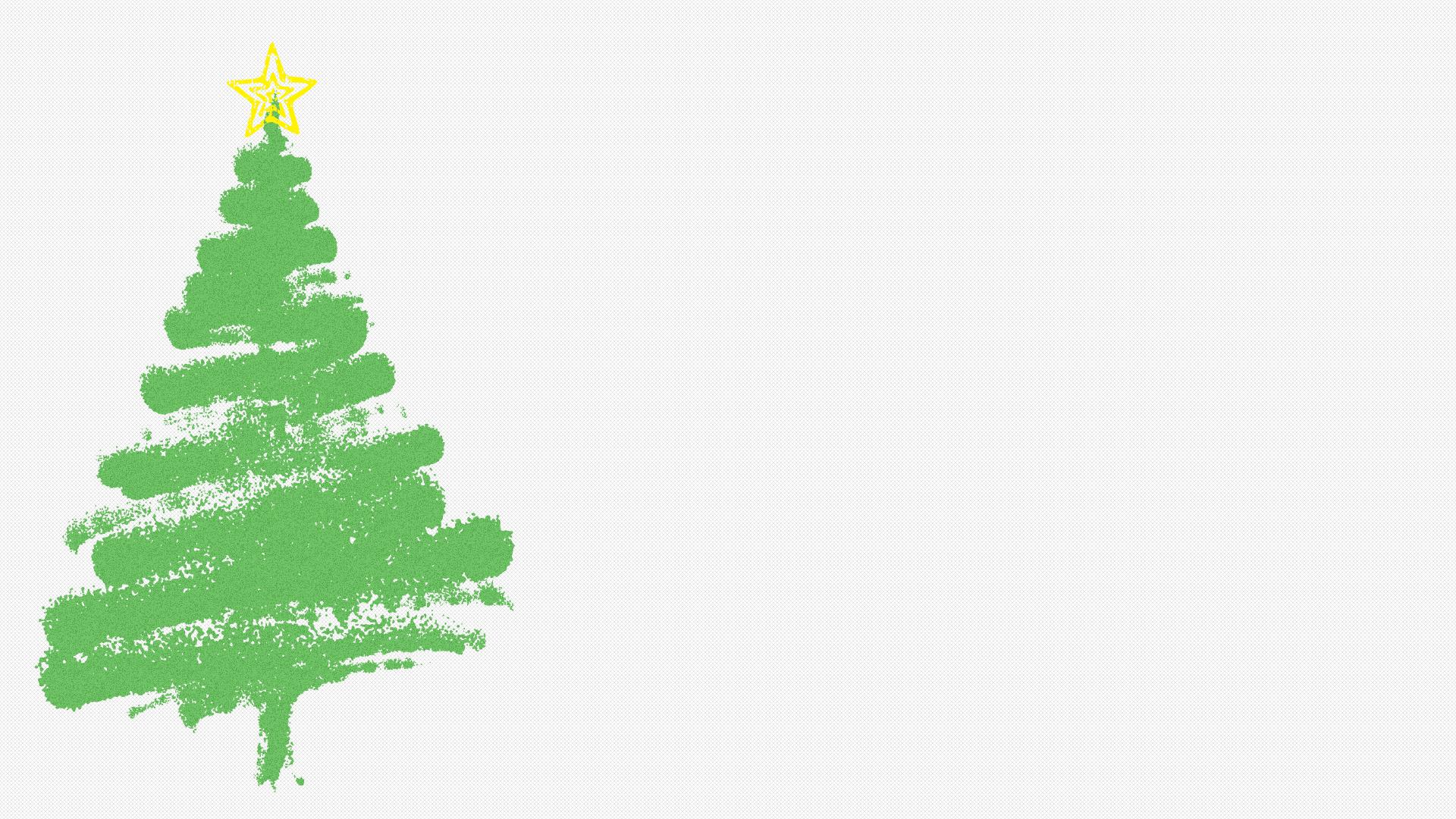 christmas tree christmas tree no graphics - Angel Tree Christmas