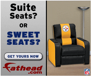 Fathead offers Sweet Seats - on sale now!