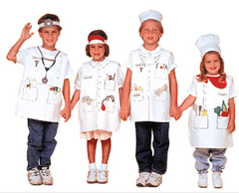 Education Resources 3 Pack DEXTER EDUCATIONAL TOYS COSTUMES DOCTOR