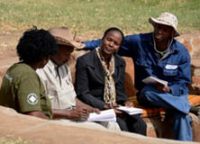 ESN CAse Study: Lake Nakuru National Park in Kenya