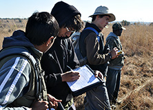 Every Student Group Expedition includes hands-on field research