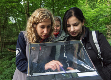 volunteers-science-earthwatch-research