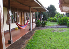 Rain Forest Accommodation