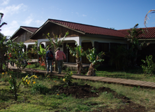 Guesthouse accommodation, Easter Island