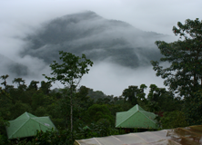 Santa Lucia Lodge in Ecuadorian rainforest