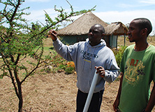 Dr. Geoffrey Wahungu, Ol Pejeta Conservancy, Kenya