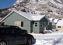 Waterton Lakes National Park Research House.