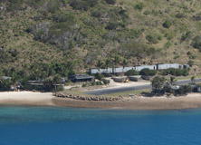 Accomodation - Keswick island of Australia