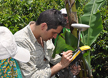 Sebastián Castro Tanzi, plant and soil scientist