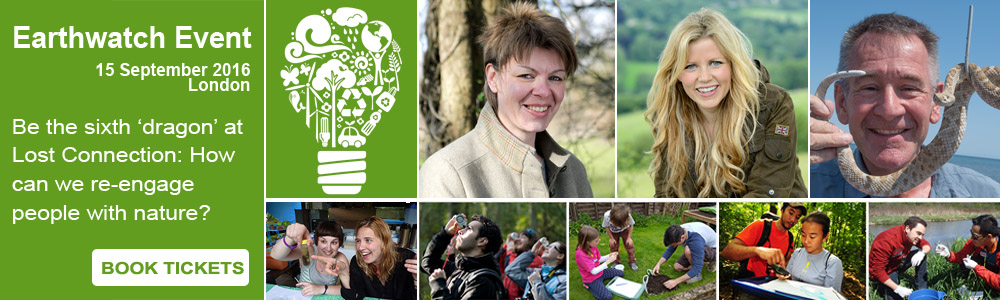 £5000 prize for an innovative idea to re-engage the public with nature