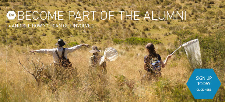 Join the Earthwatch Australia Alumni