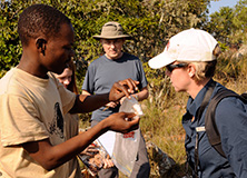 Earthwatch Scientific Research and Education